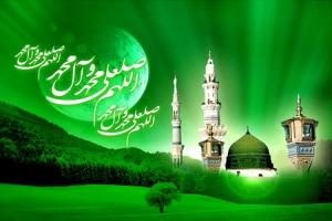 محمد رسول الله (صلی الله علیه و آله و سلم)