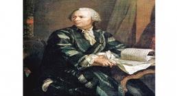 لئونارد اولر,Leonhard Euler,ریاضی دان برجسته سوئیسی,گنجینه تصاویر ضیاءالصالحین