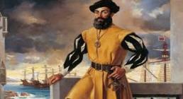 فردیناند ماژلان,فرناندو ماژلان,Ferdinand Magellan,دریانورد پرتغالی,گنجینه تصاویر ضیاءالصالحین